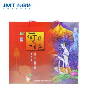 吉玛特丨德春澄江荷月塘色藕粉礼盒660g/盒【同城配送】