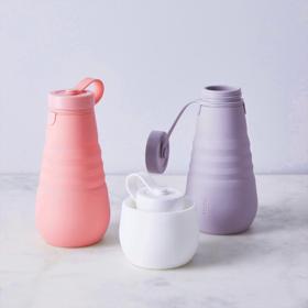 夏季限定色 | stojo 可压缩口袋水瓶  环保随行新风尚