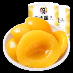【新品特惠】黄桃罐头425g/罐