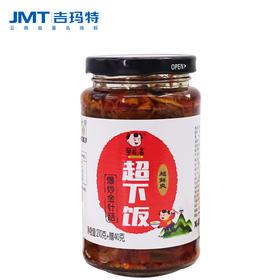 吉玛特丨菜花香爆炒金针菇250g/瓶【同城配送】