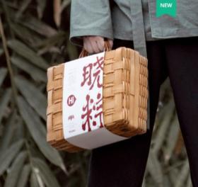 Hibake端午粽子礼盒低至98元起 晓粽系列鲜肉粽梅干菜肉粽糯米粽子礼盒装送礼