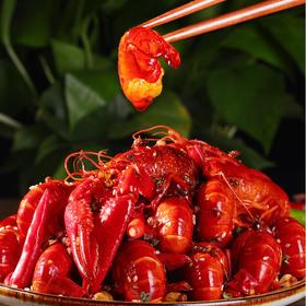 虾之味即食小龙虾即食鲜活烧制1000g/盒*2盒(4-6钱)(滋业铭嘉)