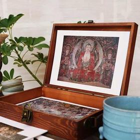 【定制商品,下单后20天内发货】《中国古代宗教壁画史》  记忆宝盒