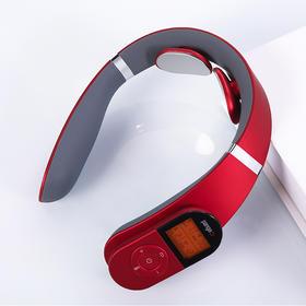 攀高尊享款颈椎按摩器颈部护理 肩部腰部背部可用无线遥控PG-2601B19