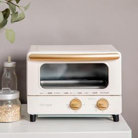 摩登主妇爱丽思复古家用 全自动电烤箱早餐烘焙蛋挞小型蛋糕烤箱