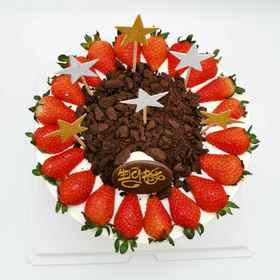 红丝绒&奥利奥蛋糕