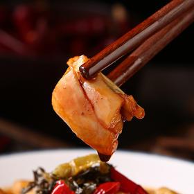 【李佳琪首推 第二份半价】网红梧桐牛蛙 地道川味美食 麻辣干香 优质牛蛙肉 包邮