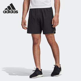 【特价】Adidas阿迪达斯Saturday Short 男款运动跑步短裤