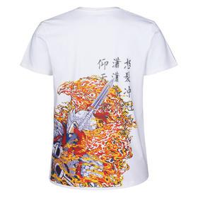 【满江红】忠武王岳飞精忠报国T恤