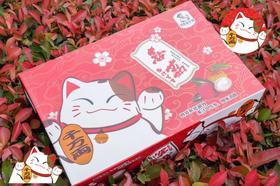 鸿润福农场--猫荔枝喜荔海南妃子笑  纯果6斤礼盒装