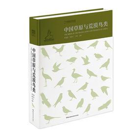 中国草原与荒漠鸟类 中国野生鸟类系列丛书