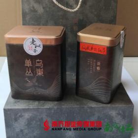 【全国包邮】宏伟 凤凰单丛红茶 净重量500克 四铁罐/份(72小时内发货)