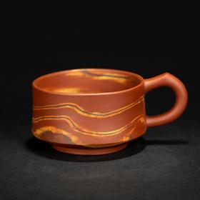 唐志平·山水绞泥茶杯