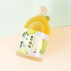 饮秋 青梅酒/桂花酒/荔枝酒/草莓酒 经典瓶型 可爱小圆瓶