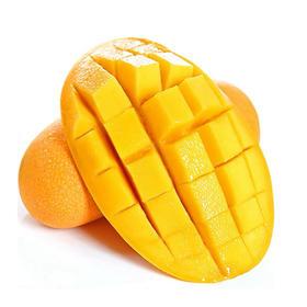 【广西】百色金煌芒果 果肉饱满 香甜多汁 产地直发