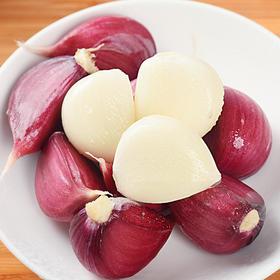 云南紫皮大蒜5斤|肉质脆嫩 蒜香浓郁 蒜瓣饱满【应季蔬果】
