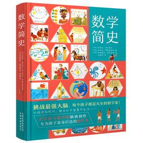 数学简史(做数学优等生小学生数学百科全书)