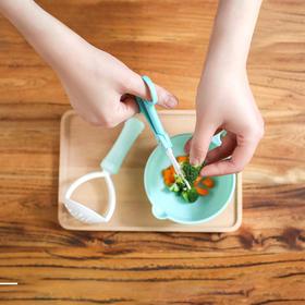兔头妈妈 宝宝辅食研磨碗