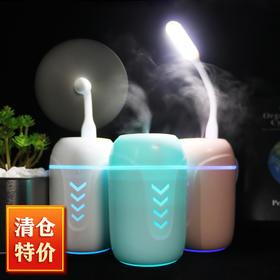 BHT3X新款创意三合一加湿美容补水仪TZF