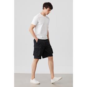 【内购特卖】男装夏季工装短裤男五分裤薄款男士宽松休闲运动短裤男