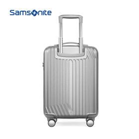 Samsonite/新秀丽拉杆箱银色|防刮性能强  稳定灵动【日用家居】