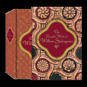 预售 威廉莎士比亚作品全集 英文原版 The Complete Works of William Shakespeare 哈姆雷特 尼克博克经典精装英文版进口英语书籍