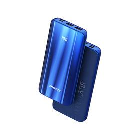 快充炫彩10000毫安 移动电源 支持PD/QC18W双向快充 苹果/华为/小米闪充充电宝