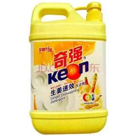 奇强生姜洗洁精1kg