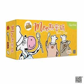 MOO'S CODE 桌游,锻炼孩子专注力、反应能力