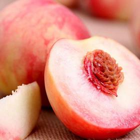 【脆甜多汁】安徽砀山水蜜桃  新鲜采摘 个头饱满 果肉紧实 3斤装