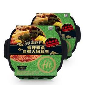 海底捞 自热式火锅 香辣素食 400g