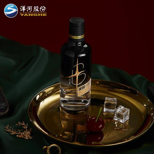 【下单每箱减150】洋河小黑瓶 整箱12瓶装 商品图5