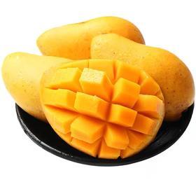 【秒杀】买5斤送4斤| 广西百色蜜甜小台农芒果 果肉肥厚 细嫩多汁
