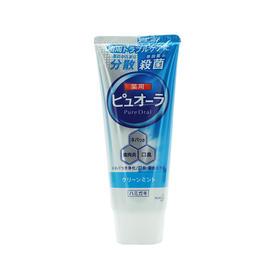 日本花王Kao 药用中草药牙膏 115g