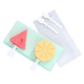 烤乐仕雪糕模具 冰淇淋冰棒模具 家用儿童冰激凌磨具