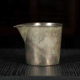 雅市·银釉斗笠匀杯