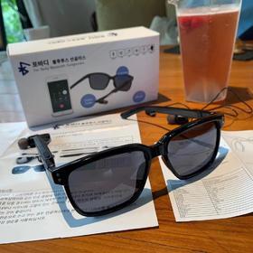 智能蓝牙耳机音频黑科技眼镜