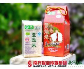 【珠三角包邮】罗定特产 亚灿米1KG礼盒装 1kg/ 盒 (6月1日到货)