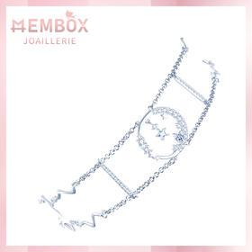 MEMBOX星桥系列手链 新款节约手链 情侣轻奢饰品