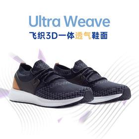【爆米花高弹】防泼水一体飞织运动鞋