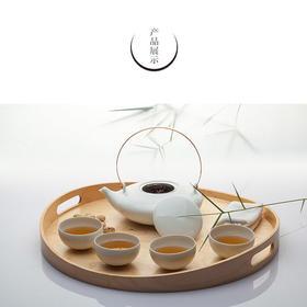 【器社】圆满茶具 原创设计 手工制作