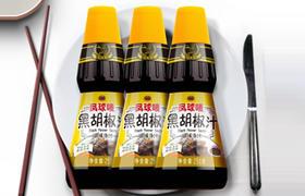 凤球唛黑胡椒汁250g