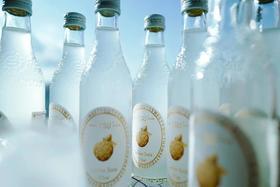 TSU荔枝苏打水甜苏网红汽水气泡水夏季上市 一箱12瓶包邮