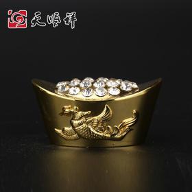4.5cm长中号钻石金