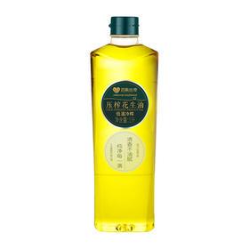 压榨花生油1L-1瓶