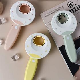 cooing kia卡咕咕手持无叶小风扇USB充电小型便携式静音迷你儿童