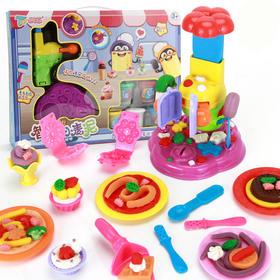 儿童玩具丨桐菲621缤纷雪糕机