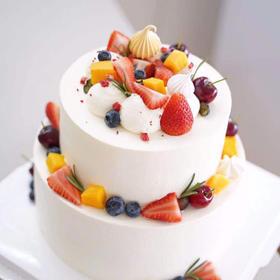 鲜果多多—鲜果双层蛋糕