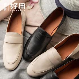 Lily moon百搭乐福鞋