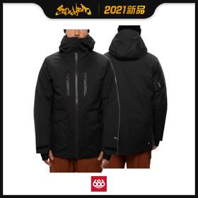 686 2021新品预售 GORE-TEX Weapon 3-in-1 Smarty Jacket 男款 滑雪服